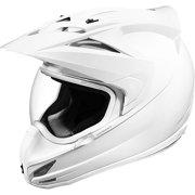 Icon Variant Solid Helmet White
