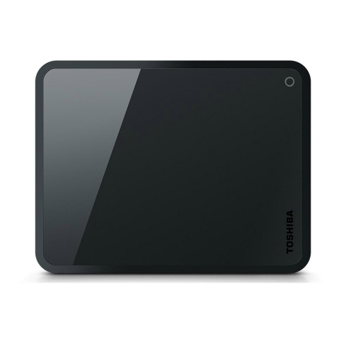 Toshiba Canvio 3TB Portable External Hard Drive, Black