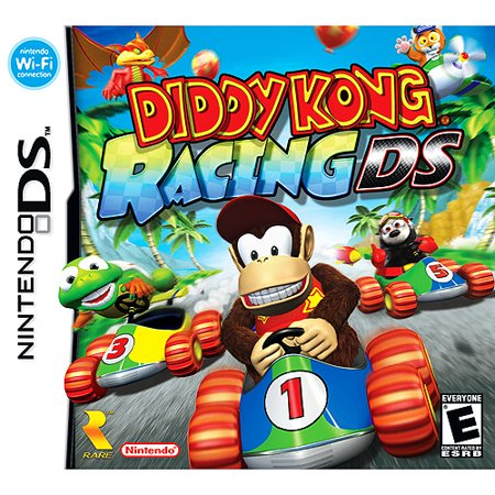 Nintendo Diddy Kong Racing Ds Walmartcom
