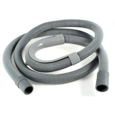how to clean washing machine drainage hose