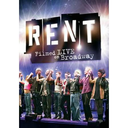 Rent: Filmed Live on Broadway (Vudu Digital Video on Demand) - Rent Broadway Halloween