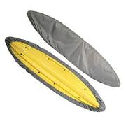 MIARHB Kayak Cover For Outdoor Storage Is Waterproof Cover-UV Sunscreen Indoor/Outdoor