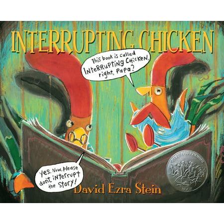 Interrupting Chicken - Chickens Music Book