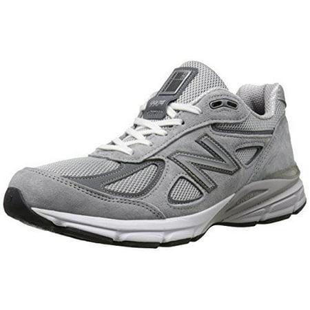 3b3787f125885 New Balance - New Balance M990GL4  Men s Running Shoe Grey Castle Rock Wide  2E (8.5 2E US Men) - Walmart.com