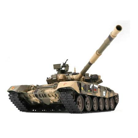 T-90 RC Tank,RC Tank,HengLong 1/16 Upgraded Metal Russian T90 RC Tank Model Tracks Sprockets 3938