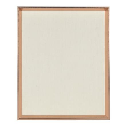 Designovation Calder Framed Linen Fabric Pinboard - Walmart.com