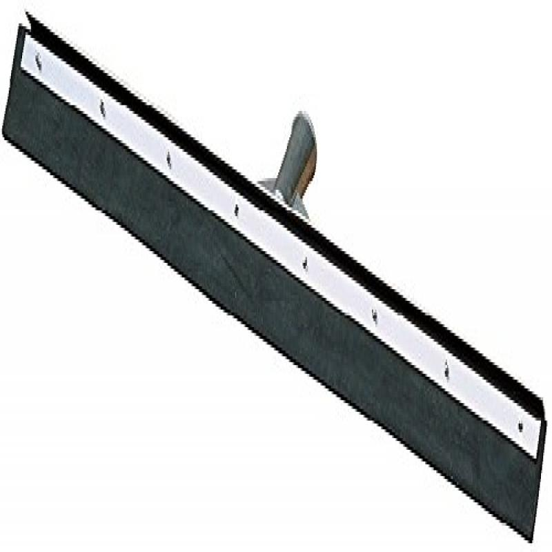 "Carlisle 361203600 Flo-Pac Straight Rubber Squeegee with Metal Frame, 36"" Length,... by Carlisle Corporation"