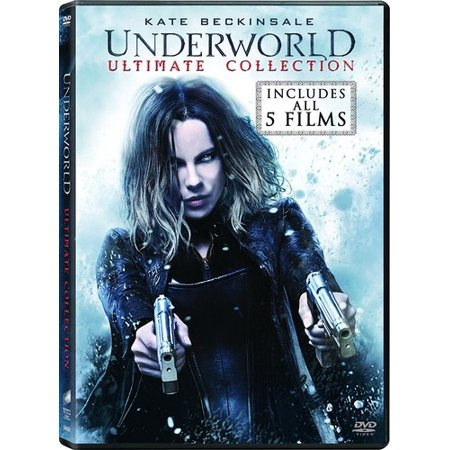 Underworld: Ultimate Collection DVD