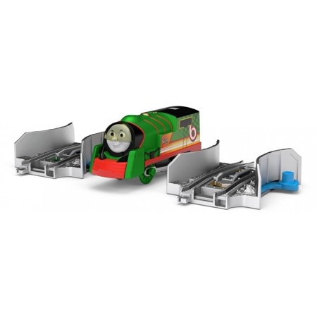 Thomas & Friends TrackMaster Turbo Percy Pack (Thomas And Friends James In The Dark)