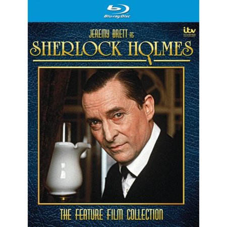 Sherlock Holmes: Feature Film Collection (2 Discs) (Blu-ray)