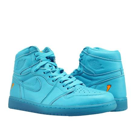 Jordan - Nike Air Jordan 1 Retro High OG G8RD Blue Men s Basketball Shoes  AJ5997-455 - Walmart.com bc8847ab8