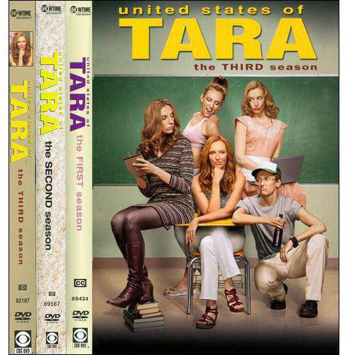 United States Of Tara: Three Season Pack (Widescreen)
