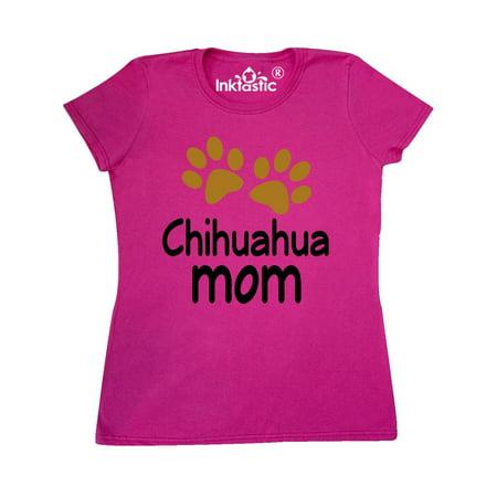 Chihuahua Dog Mom Women's T-Shirt