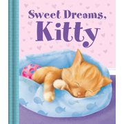 Sweet Dreams Kitty (Board Book)