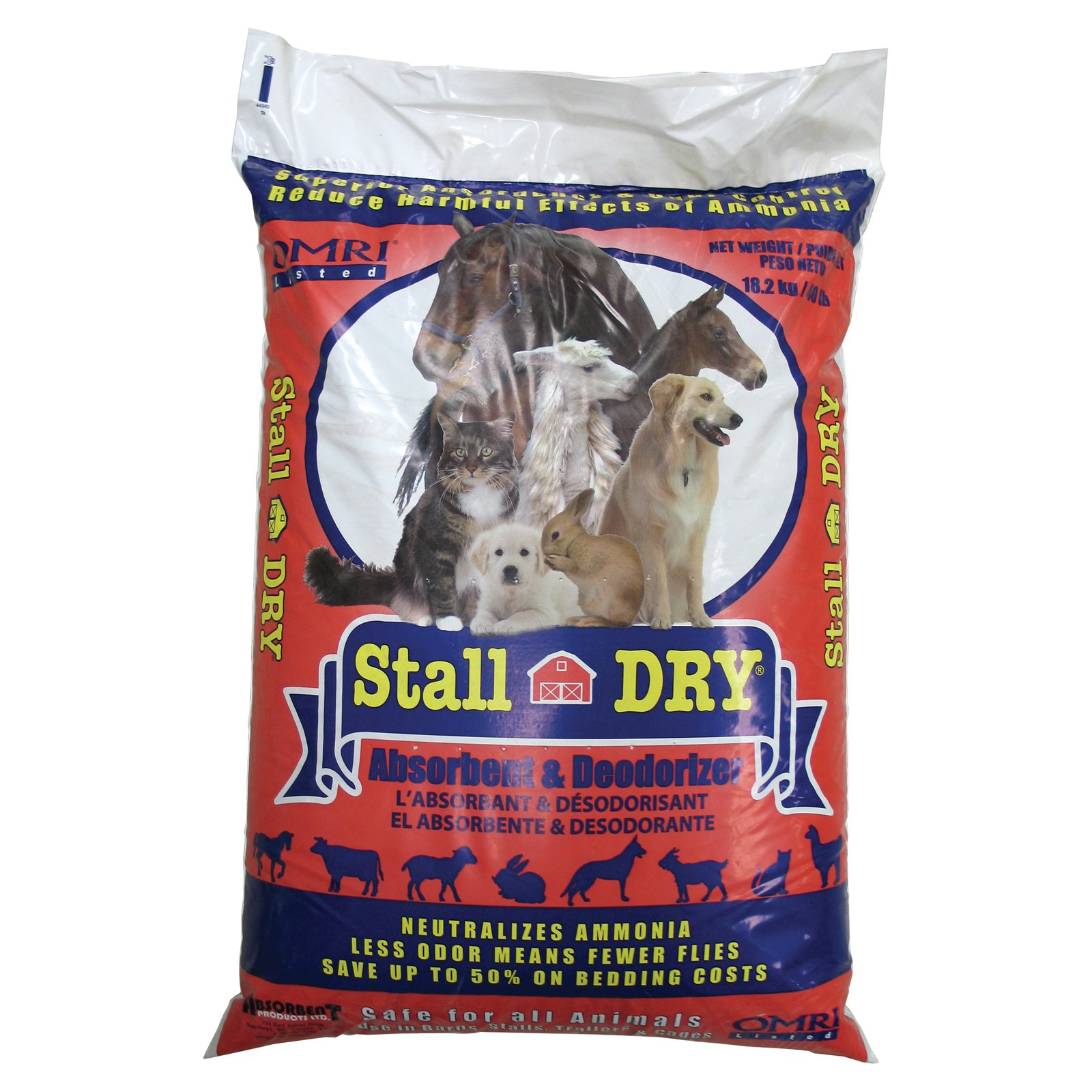 Absorbent Products Stall Dry Deodorizer