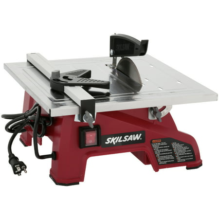 Standard Table Saw (SKIL 3540-02 7-Inch Wet Tile Saw)