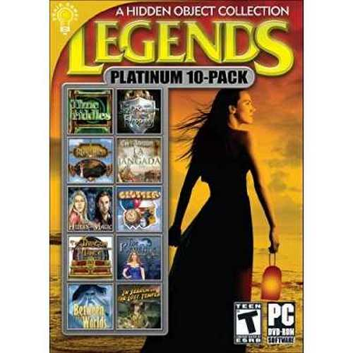 Legends Platinum 10-Pack PC