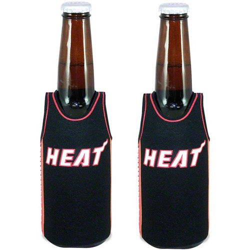 NBA - Miami Heat Bottle Jersey Koozie 2-Pack