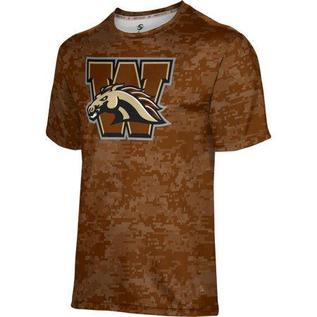 ProSphere Men's Western Michigan University Digital Tech Tee](Western Michigan University Halloween)