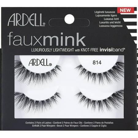da5a5d29e0d Ardell 814 Faux Mink Lash, 2 pairs - Walmart.com