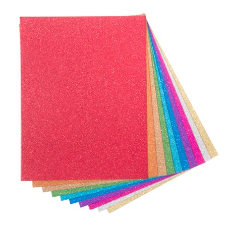 Core'dinations Glitter Cardstock Value Pack - 8.5 x 11 inches - 40 pieces ()