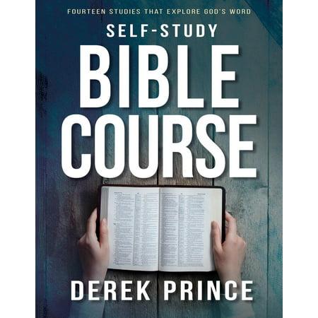 Self Study Bible Course Fourteen Studies That Explore Gods Word Paperback