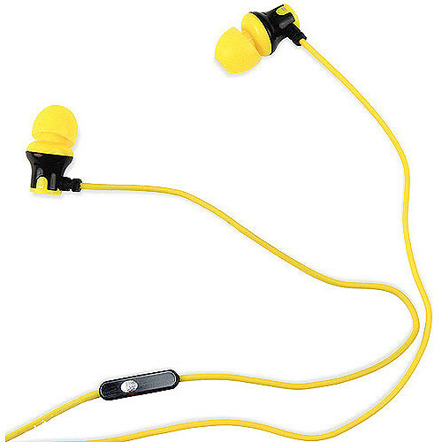 Subjekt Amp'd Ear Buds with Microphone