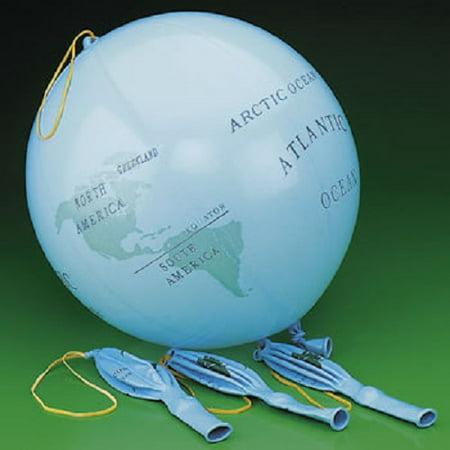 Lot of 12 Earth Globe 16
