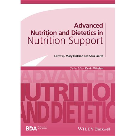 Advanced Nutrition and Dietetics (Bda): Advanced Nutrition and Dietetics in Nutrition Support (Paperback) Written in conjunction with the British Dietetic Association, Advanced Nutrition and Dietetics in Nutrition Support provides a thorough and critical review of the fundamental and applied literature in nutrition support. Extensively evidence-based and internationally relevant, it discusses undernutrition, nutritional screening, assessment and interventions, as well as key clinical conditions likely to require nutrition support, and the approaches to managing this in each of these conditions. Clinically oriented, Advanced Nutrition and Dietetics in Nutrition Support is the ideal reference for all those managing undernutrition in a range of clinical areas.