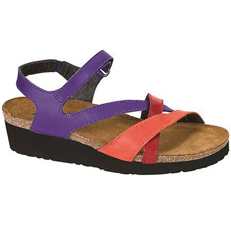 f3e469daeb59 Naot - Naot Women s SOPHIA Casual Purple Sandals 39 M EU 8 M - Walmart.com