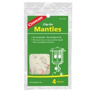 Coghlans Mantle Replacements - Clip-On (Per 4)
