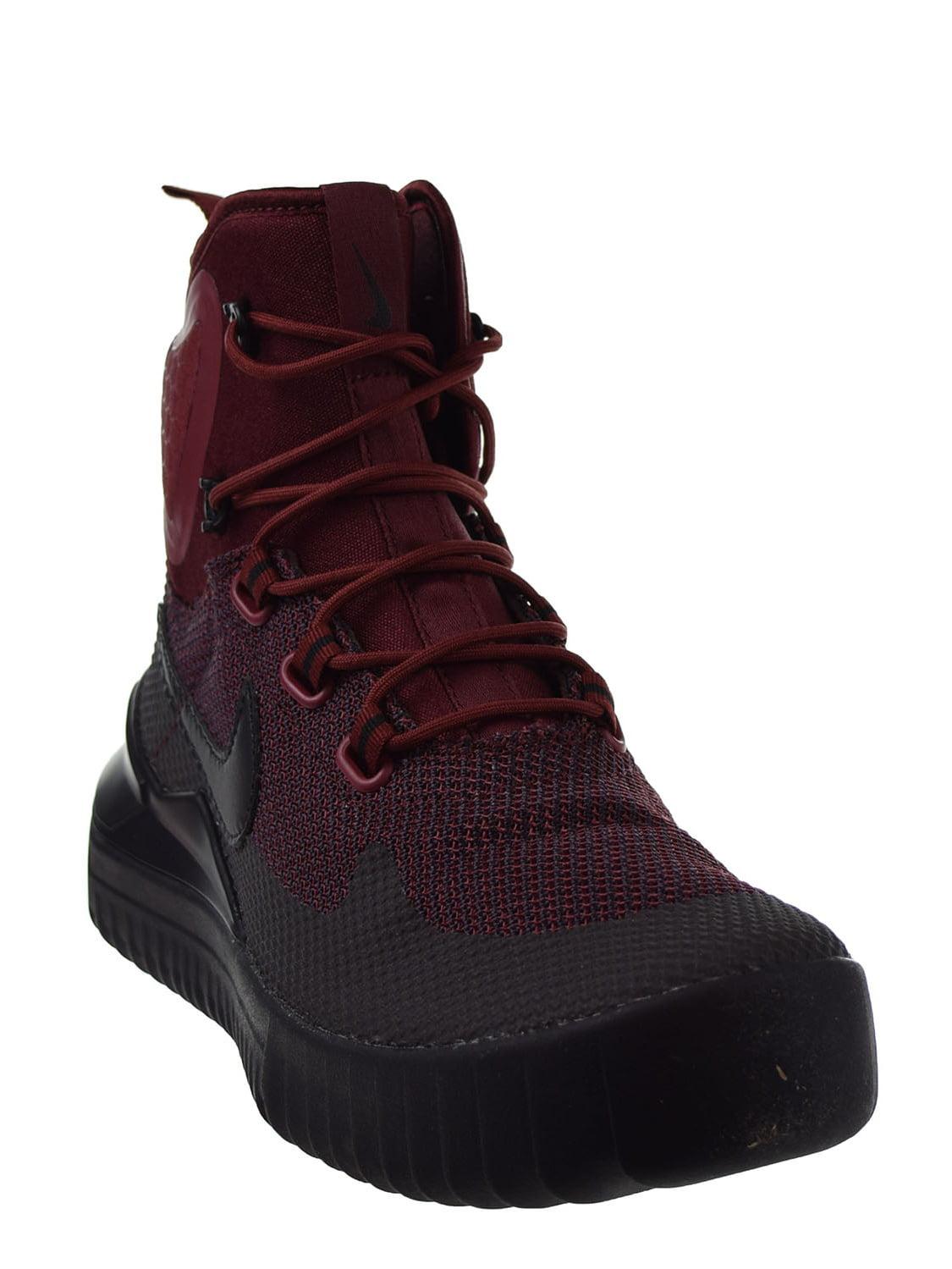 Nike Air Wild Mid Men's Shoes Dark Team Red/Port Wine/Black 916819-600