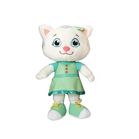 Daniel Tiger's Neighborhood Katerina Kittycat Mini Plush - Daniel Tiger Tigey Doll