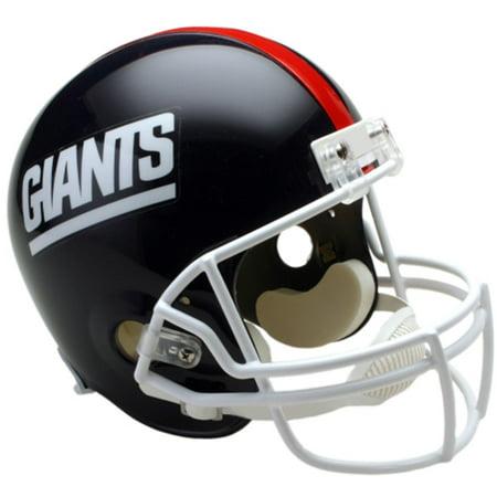 Riddell New York Giants VSR4 81-99 Throw Back Full-Size Replica Football Helmet Giants Replica Helmet