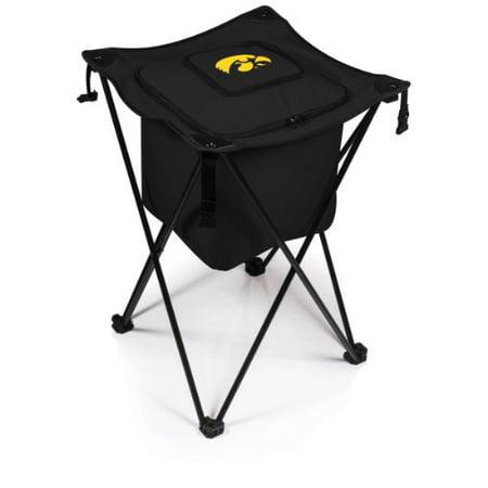 Iowa Hawkeyes - Sidekick Portable Standing Cooler by Picnic Time (Black) - image 1 de 1