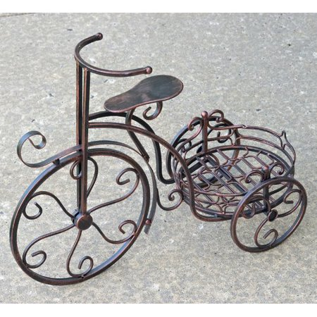 Zaer Ltd International Tricycle Plant Stand (Tricycle Plant Stand)