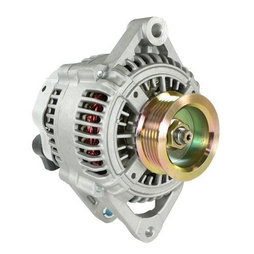 DB Electrical AND0122 New Alternator For 2.4L 2.4 3.0L 3.0 3.3L 3.3 3.8L 3.8 Plymouth Voyager 98 99 00 1998 1999 2000, Chrysler Town & Counry Van, Dodge Caravan, Chrysler Voyager 00 2000 4727329A