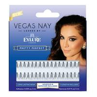 e0508e7ff88 Product Image Eylure Vegas Nay Lashes, Pretty Perfect, Black