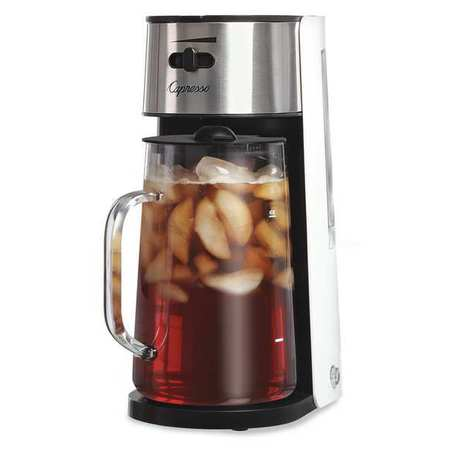 CAPRESSO 624.02 Iced Tea Maker,Plastic,80 oz. G4050606