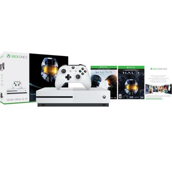 Xbox One S 500GB Console Bundle