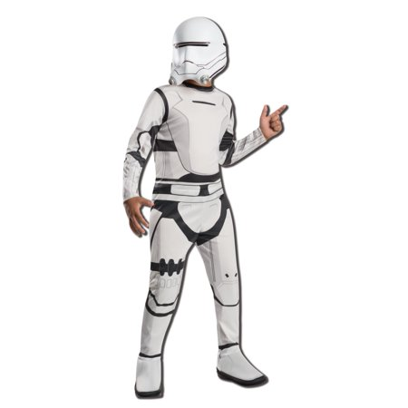 Star Wars Episode VII Boys' Classic Flame Trooper Child Halloween Costume - Halloween Jessie Episodes