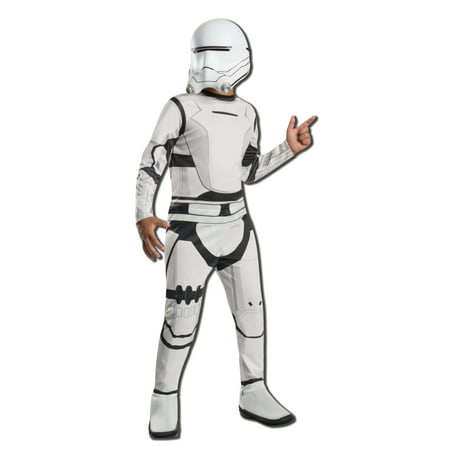 Boys Halloween Costume (Star Wars Episode VII Boys' Classic Flame Trooper Child Halloween)