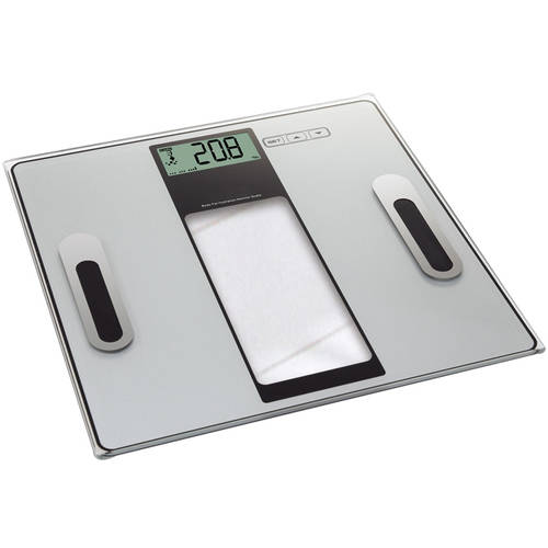 Super Slim Body Fat/Hydration Monitor Scale