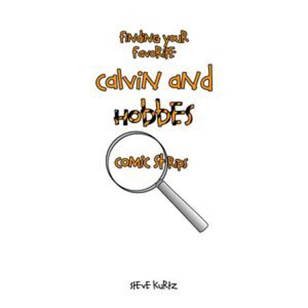 Finding Your Favorite Calvin and Hobbes Comic Strips - eBook - Halloween Comic Strips Calvin And Hobbes