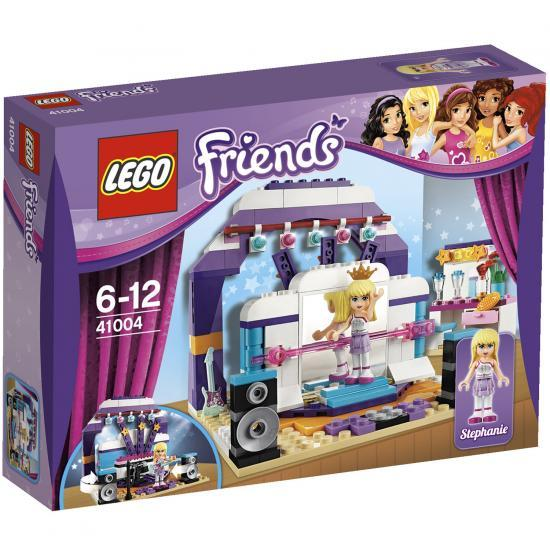 Friends Rehearsal Stage Set LEGO 41004