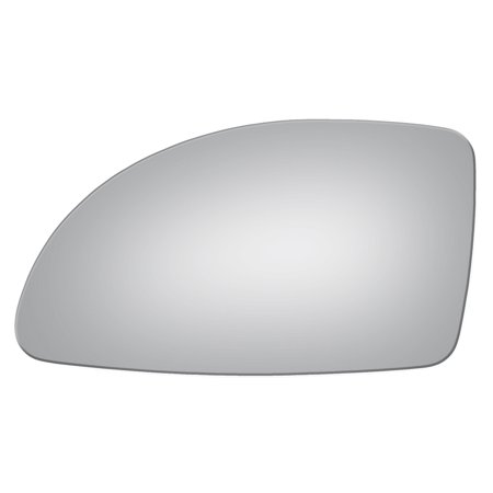 Burco 4037 Driver Side Replacement Mirror Glass for 2004-2009 Kia Amanti