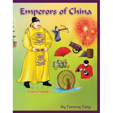 Emperors of China - eBook
