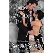 Engaged to a Scandalous Earl - eBook