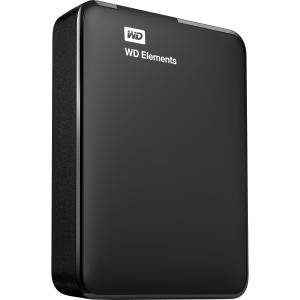 2TB WD ELEMENTS USB 3.0 PORTABLE HD - WDBU6Y0020BBK-WESN