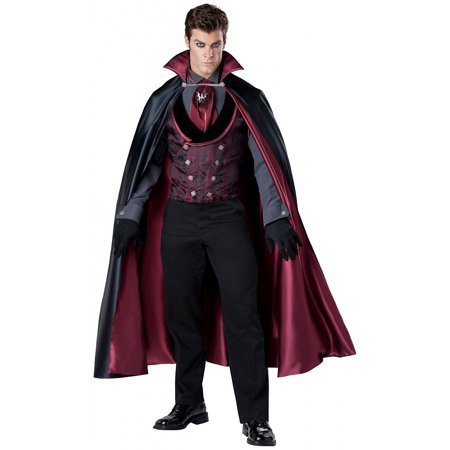 Midnight Count Adult Costume - X-Large](Costumes Ct)